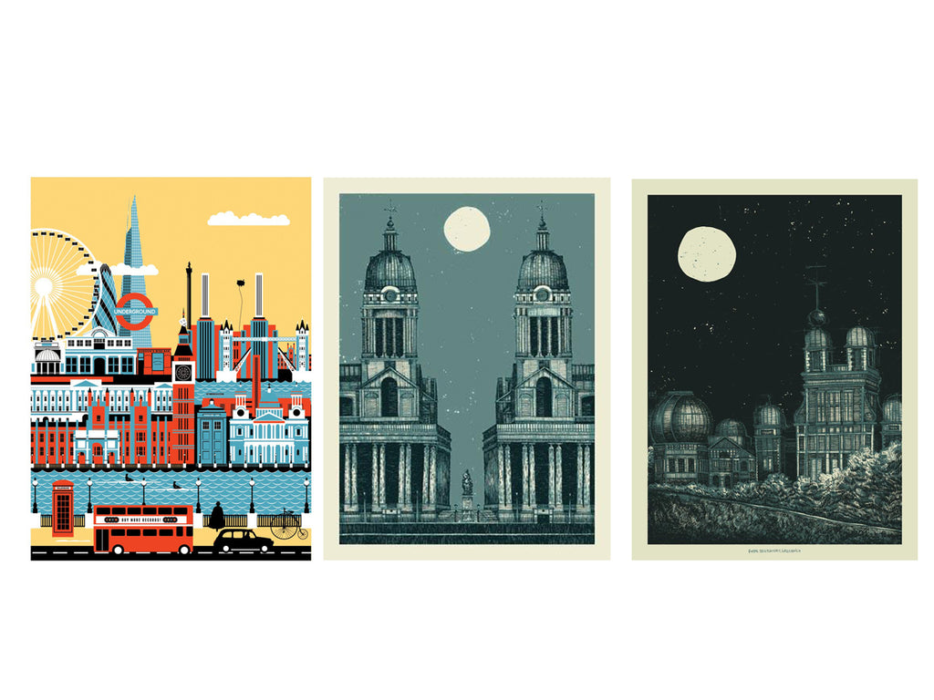 London Prints - Special Offer