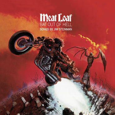Bat Out Of Hell Clear Edition