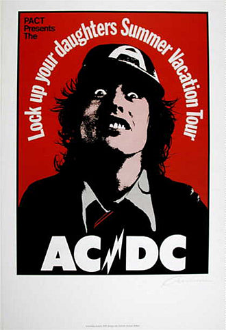 AC/DC: Lock Up Your Daughters (Australia 1975)