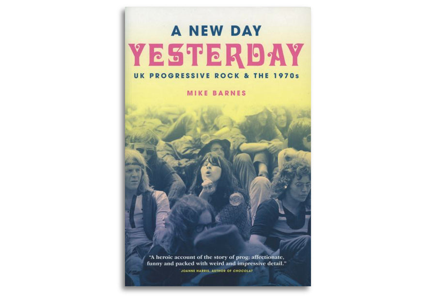 A New Day Yesterday - Mike Barnes