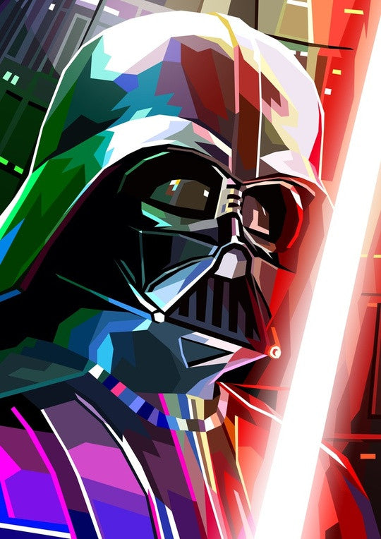 Darth Vader (Multi Colour)