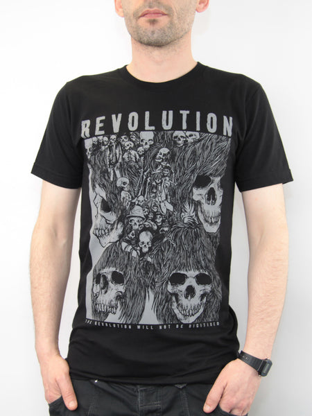 Revolution T-shirt (Black)
