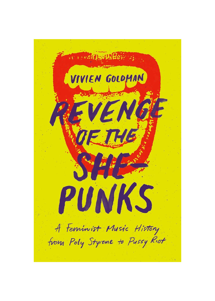 Revenge of the She-Punks (Signed)