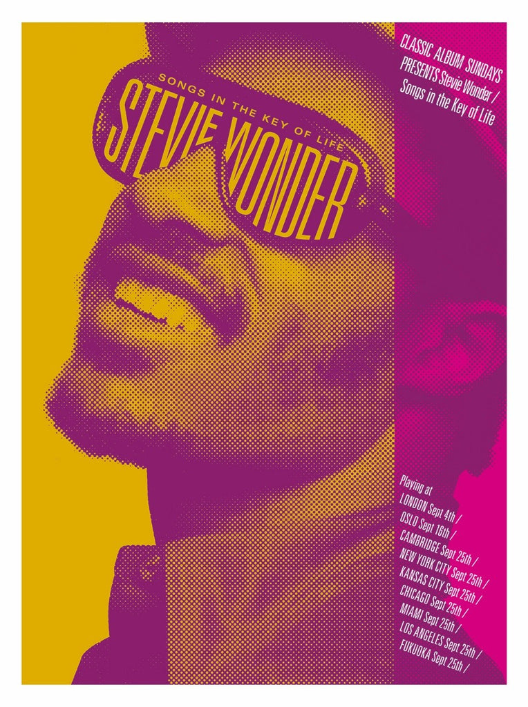 Stevie Wonder - Songs In The Key Of Life (New Variant)