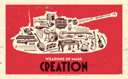 Weapons of Mass Creation (Tank)