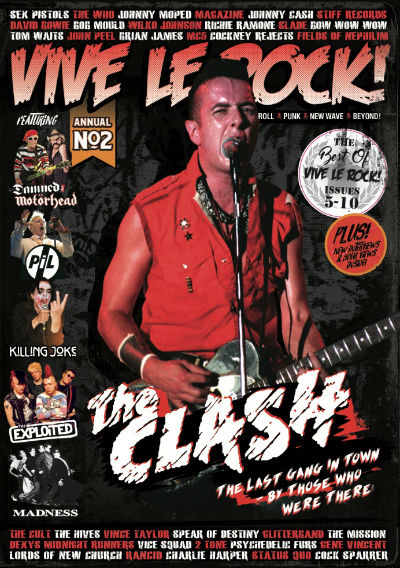 Vive Le Rock!  Annual (No.2)