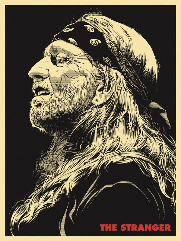 Willie Nelson (The Stranger)