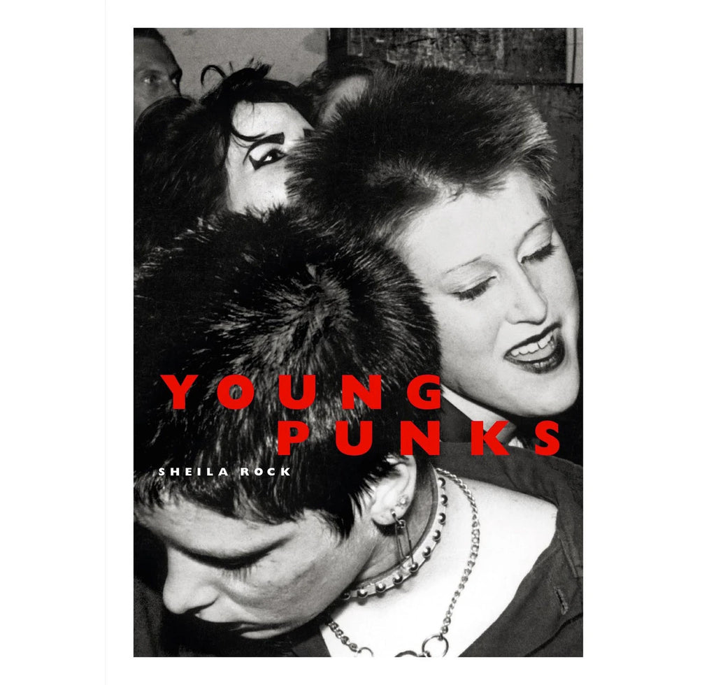 Young Punks - Signed by Sheila Rock
