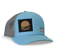 Load image into Gallery viewer, Capsule Collection Original Aqua Burger