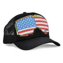 Load image into Gallery viewer, Original G.Line Goggle Black American Flag