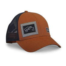 Load image into Gallery viewer, Classic Burnt Orange Navy
