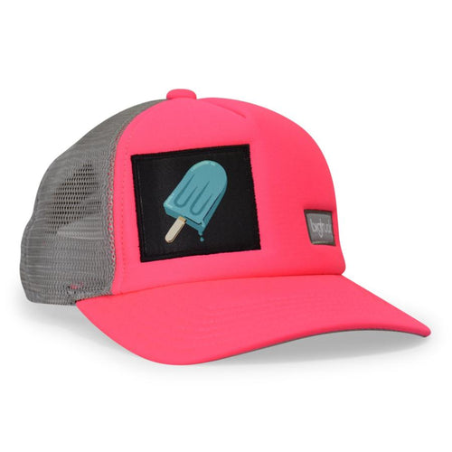 Capsule Collection  Original Kids Neon Pink Popsicle