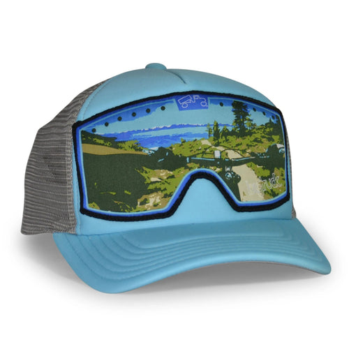 Original Goggle Aqua Blue Flume Trail