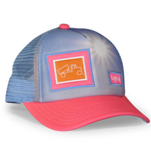 Load image into Gallery viewer, Original Kids Sublimated Sunburst Salmon