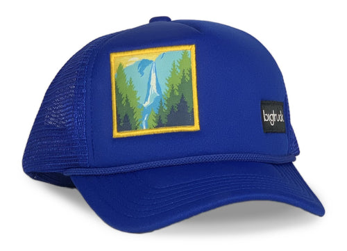 Original Kids Royal Blue Yosemite Falls