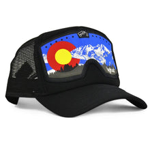 Load image into Gallery viewer, Original Goggle Colorado Black
