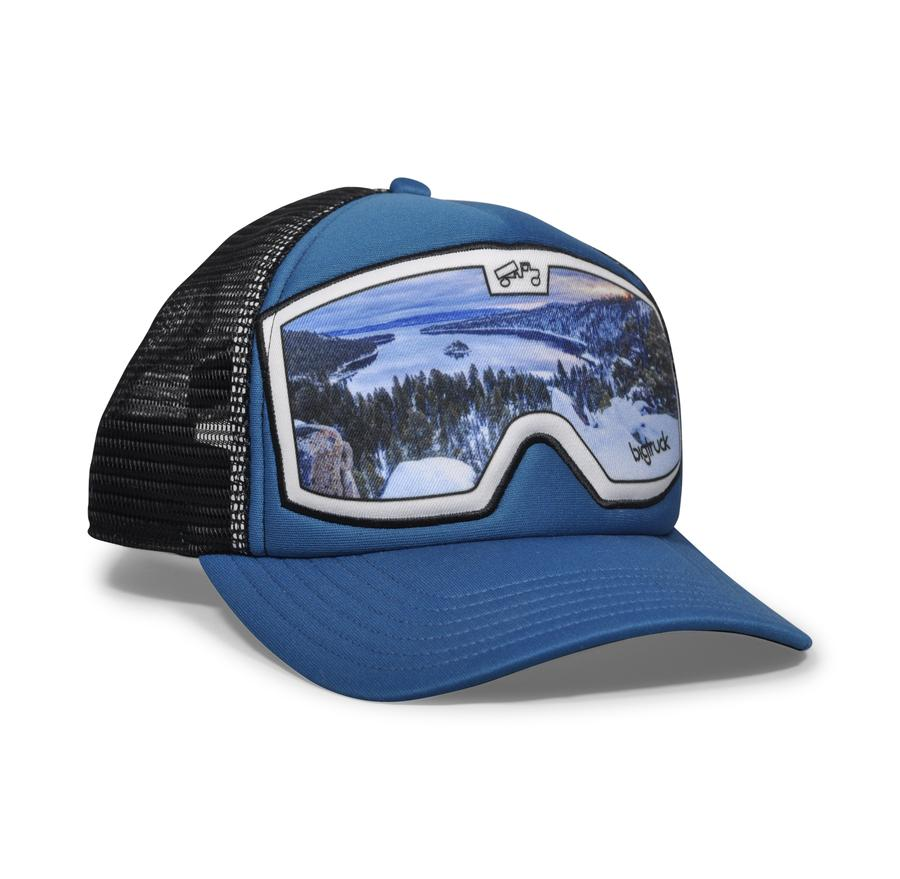 Original Graphic Goggle Blue Emerald Bay