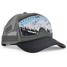 Load image into Gallery viewer, Original Graphic Goggle KT22 Grey/Olive ski/ride favorite
