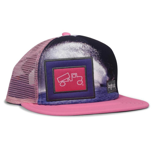 Original Kids Flat Pink Sublimated Summer