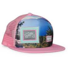 Load image into Gallery viewer, Original Kids Sublimated Lake View Pink