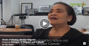 Diagnosed with Breast Cancer, Gumaling Sa Pamamagitan Ng Programa Ng Disiplina