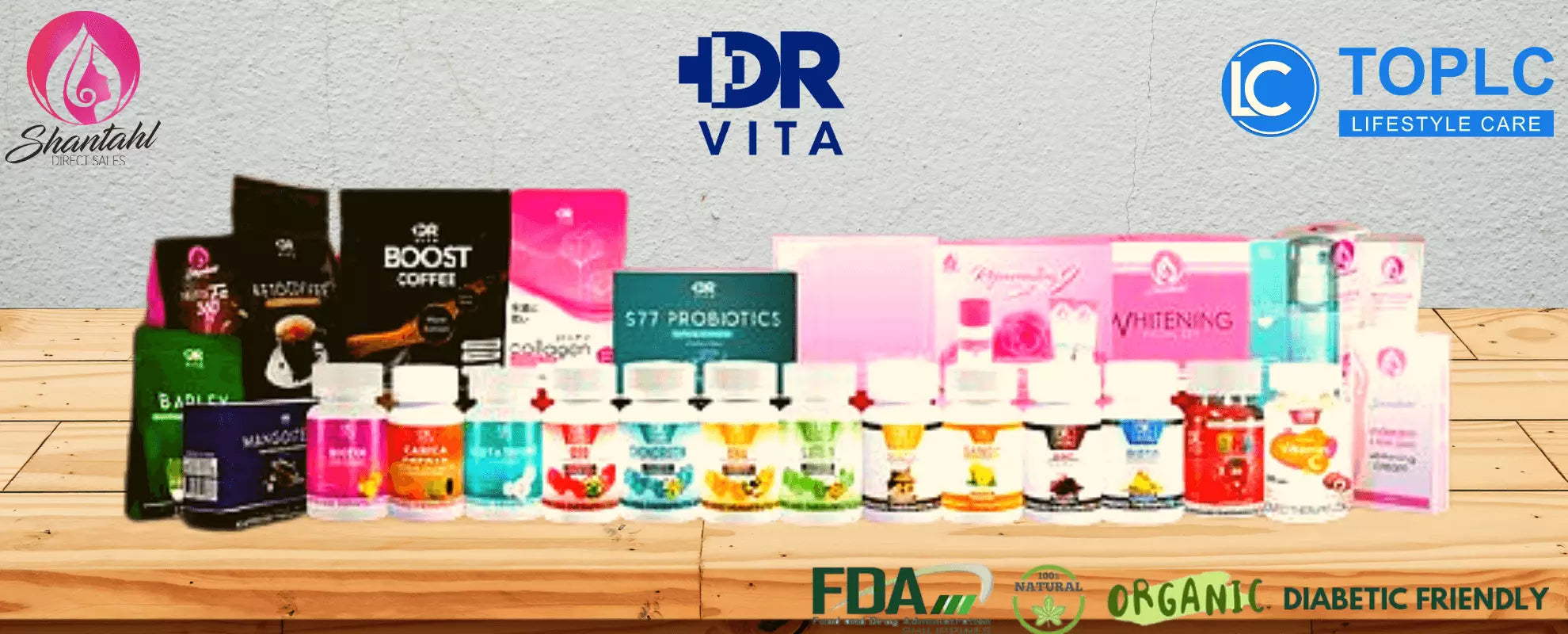 dr vita products