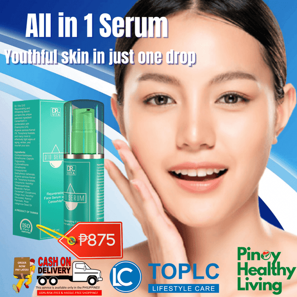 Dr. Vita Q10 Serum® | Whitening & Vitamin C