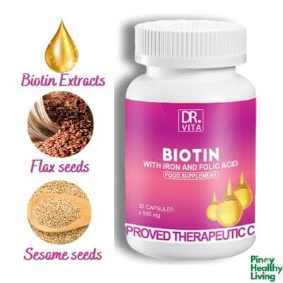 Dr. Vita Biotin for Women