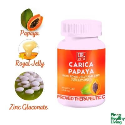 Dr. Vita Carica Papaya Breast Enhancer