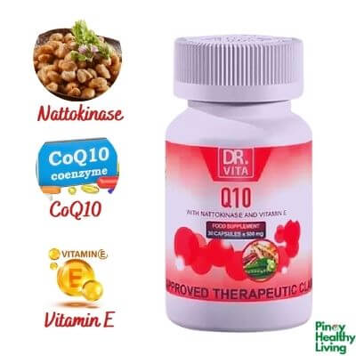Dr. Vita Q10 for Heart Health