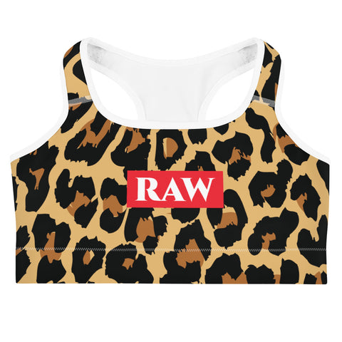 Sports bra - RAW - Ravekläder | Rave, Festival & Clubwear clothing