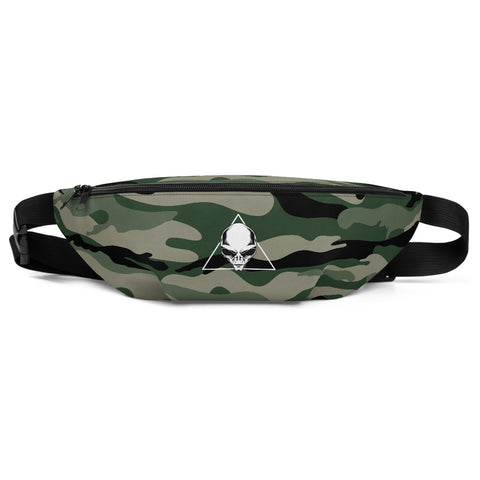 Fanny Pack - Camo Cosmo - Ravekläder | Rave, Festival & Clubwear clothing