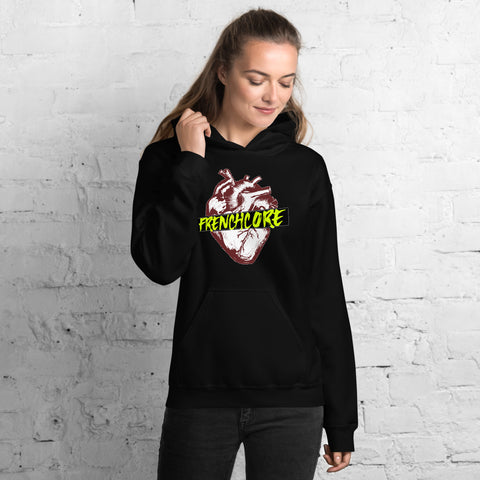 RAVE | FRENCHCORE IN MY HEART HOODIE
