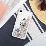 Liquid Glitter Phone Case - iPhone Cosmo - Ravekläder | Rave, Festival & Clubwear clothing