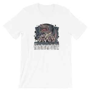 Short-Sleeve Unisex T-Shirt - Hardcore Rex