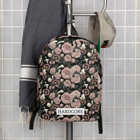 RAVE | Floral Hardcore Backpack