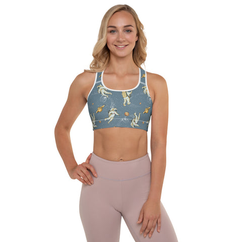 COSMO | Space Sports Bra (Padded)
