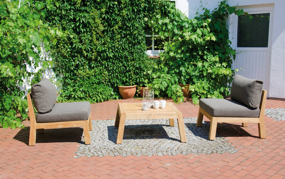 SonnenPartner CLIFTON Möbel Kollektion Teak Holz