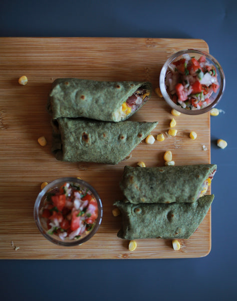 Spinach Wrap Recipe
