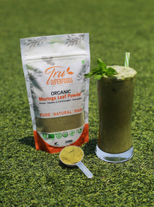 Tru Fitness (Wellness Kit) - Spirulina, Beetroot & Moringa