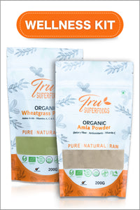 Tru Weight Loss (Wellness Kit) - Wheatgrass & Amla