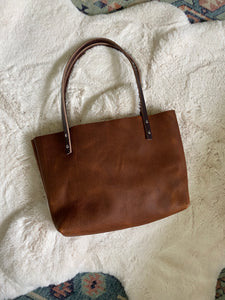 Tumbleweed Brown - Small Barn Tote