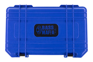 Bass Mafia Bait Coffin 3700 Reflex Blue