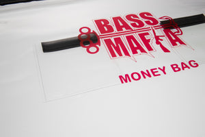 Bass Mafia Money Bag Plus 13x26