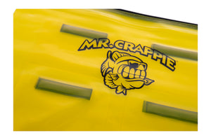 Mr. Crappie Money Bag 4 Banger - Yellow