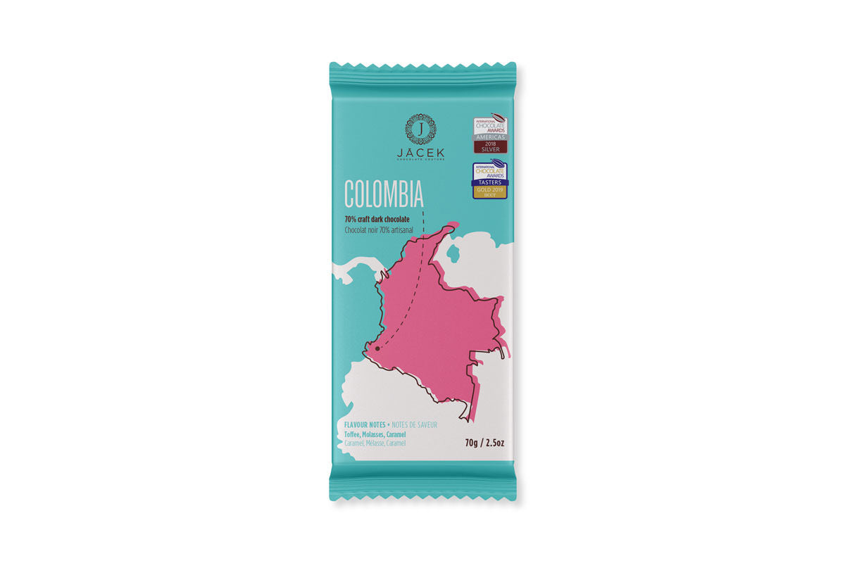 70% Colombia