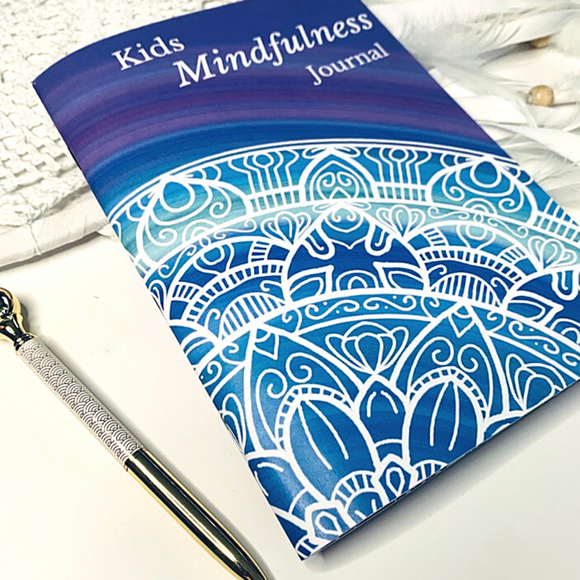 Kids Mindfulness Journal