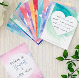 Teen Girl Affirmation Cards