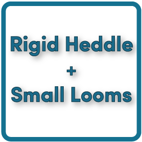 Rigid Heddle + Small Looms