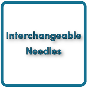 Interchangeable Needles